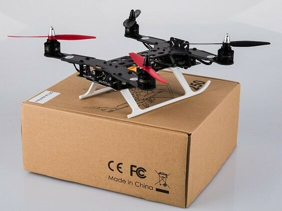 INDY250 PLUS FPV Racing Carbon Fiber Quadcopter (PNF) 250mm Drone Tarot.