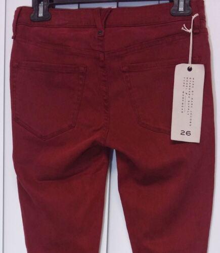 26 168 Stick Taille Jacobs stretch Jeans Marc M4001348b Pantalon confits Msrp Rhum qTU8fHw