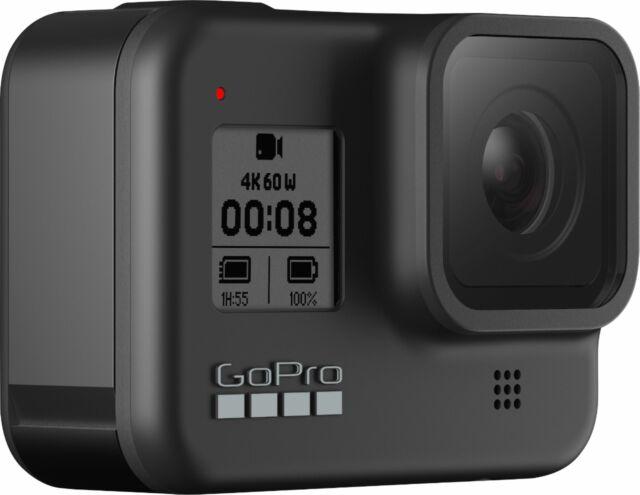 Gopro Hero8 Black Action Camera For Sale Online Ebay