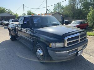 1997 Dodge Ram 3500 Dually with a V10