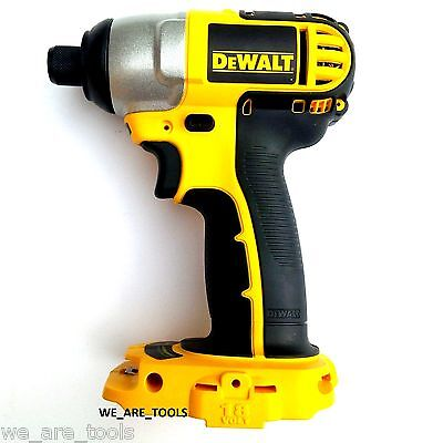 NEW Dewalt 18V DC825 Cordless Battery Impact Driver 1/4 XRP 18 Volt Drill Wrench