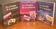 LES CHEMINS DE LA MÉMOIRE, Tomes 1, 2 et 3