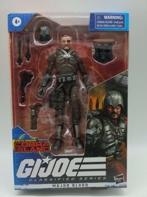 Major Bludd G.I. Joe Classified Series