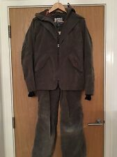 O'Neill Ski Snowboard Butterfly Khaki Cord Coat And Trousers Set