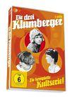 DIE DREI KLUMBERGER - die COMPLETA SERIE TV Oliver Korittke verde 2 DVD Box