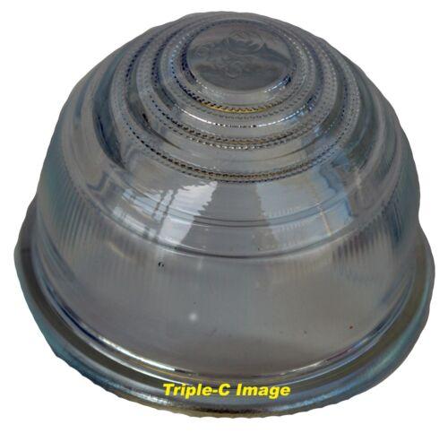 Lucas style L594 clear glass lens