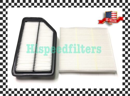 ENGINE AND CABIN AIR FILTER FOR HONDA ODYSSEY 2011-2017 US SELLER!!