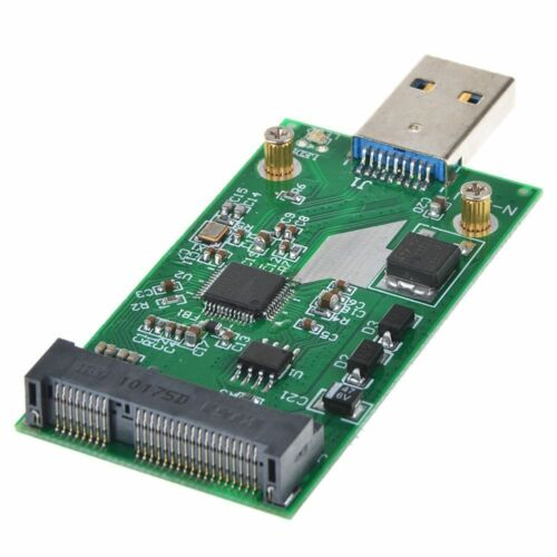 3.40USB3.0 to mSATA Adapter Card Data Transmission Link Adapters