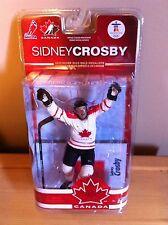 Mcfarlane Nhl Sidney Crosby Autographed Signed 92/100 Team Canada 2010 Gold