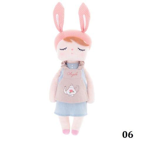 Cute Soft Plush Toy Metoo Stuffed Doll Angela Baby Girl Birthday Christmas Gift