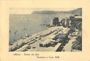 1907-ALASSIO-SAVONA-RIVIERA-DEI-FIORI-PANORAMA-E-CAPO-MELE-ANIMATA