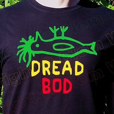 KIDS DEAD BOD official t-shirt Hull Pongo Clem Wear city Banksy childrens bird