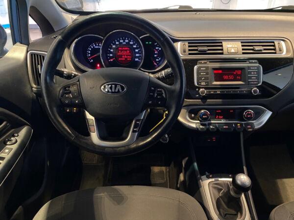 Kia Rio 1,2 CVVT Premium billede 8