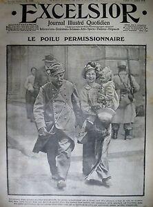 WW1-N-1700-LE-POILU-PERMISSIONNAIRE-CAMPS-D-039-INSTRUCTION-BELGES-EXCELSIOR-1915