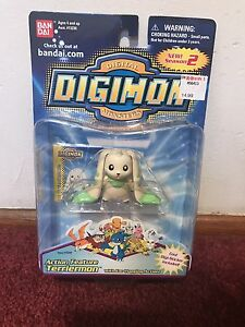 Digimon Terriermon Action Feature Bandai Rare