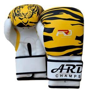 ARD® Art Leather Boxing Gloves Fight Punching Bag MMA Muay Thai Kickboxing WDD