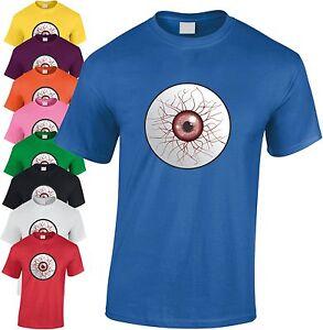 Bulbo Oculare Per Bambini T-shirt Per Bambini Commedia Natale Divertente