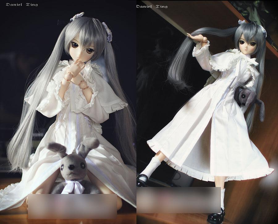 1/3 Bjd Dollfie Traum Puppe Kleidung Outfit Kasuga Kein Sora Cosplay B Ddl / Ddm
