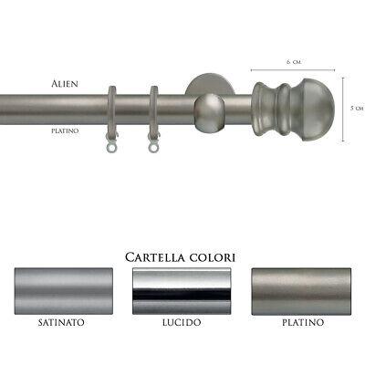 Goedkope Verkoop Scorritenda Bastone Per Tenda Alluminio Strappo Corda Con Anelli Alien Vami