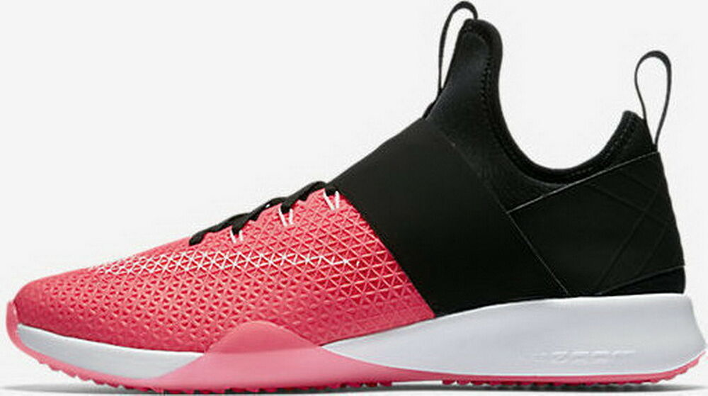 Nike Air Zoom forte Femme Formation Chaussures Racer Rose-