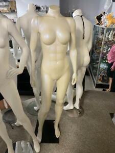 mannequin, female mannequin, new mannequin, mannequin sale, headless mannequin, pearl mannequin, magnetic arm nannequin Canada Preview