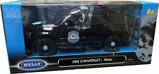 1:24 2008 Chevrolet Tahoe Police by Welly