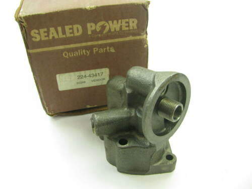 Sealed Power 224-43417 Engine Oil Pump Fits 1977-1984 Cadillac 368 425