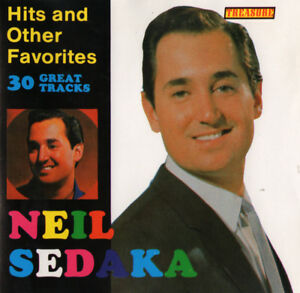 NEIL-SEDAKA-HITS-AND-OTHER-FAVORITES-ULTRA-RARE-CD-like-NEW