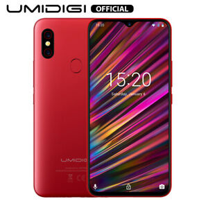 Smartphone 128GB+4GB UMIDIGI F1 Android 9.0 6.3'' Téléphone Débloqué 5150mAh