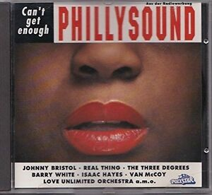 Phillysound-Can-039-t-get-enough-Polystar-1993-Love-Unlimited-Orch-Johnn-CD