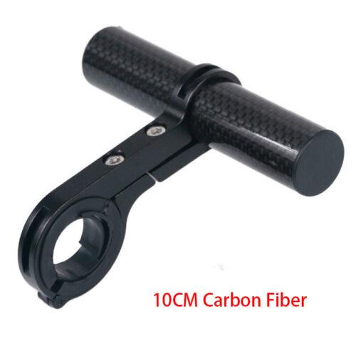 Bracket Holder MTB Bike Bicycle Handlebar Clamp Phone Extender Mount Extension