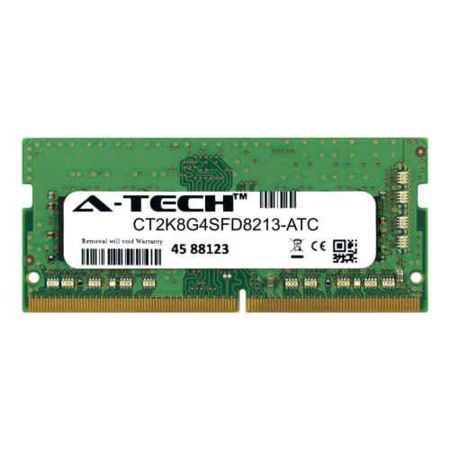 Crucial CT2K8G4SFD8213 Equivalent 8GB DDR4 2133MHz PC4-17000 SODIMM Memory RAM