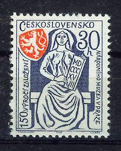 CHECOSLOVAQUIA-CZECHOSLOVAKIA-1968-SC-1527-MNH-Prague-National-Museum