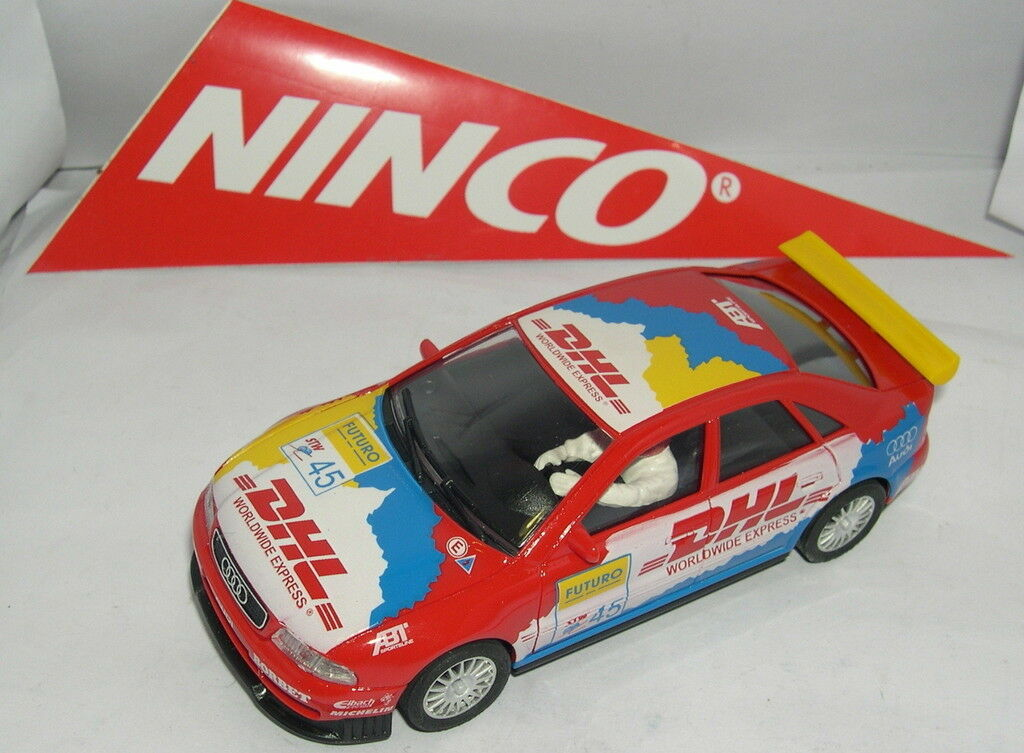 Qq NINCO AUDI A4 DHL  45 ONLY IN SET MINT UNBOXED