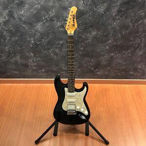 Hamer Slammer DA21 SSH Black Electric Guitar