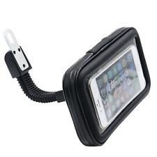 Waterproof Motorcycle Motorbike Scooter Mobile Phone Holder Bag Case for iPhone5