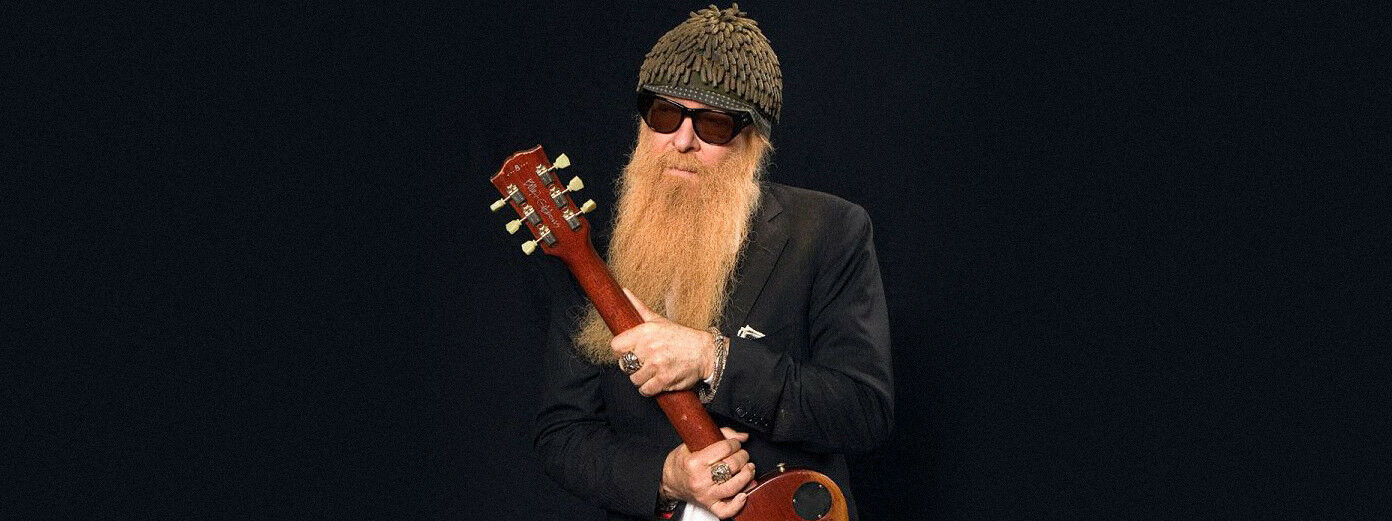 Billy Gibbons with Matt Sorum and Austin Hanks Tickets (17+ Event)