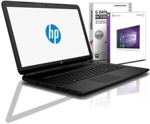 HP Notebook 15,6 - Quad 4x1.80 GHz - 8GB - 1000GB - USB 3.0 - HDMI - Win10 Prof