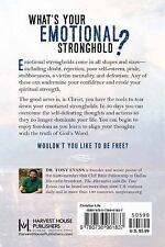 30 Days to Overcoming Emotional Strongholds by Tony Evans (2015, Paperback)