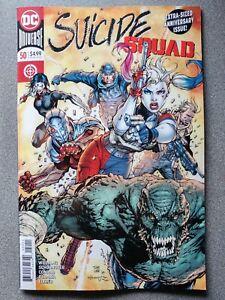 SUICIDE-SQUAD-50a-2019-DC-Universe-Comics-VF-NM-Comic-Book