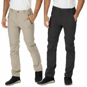 Green Regatta Sungari Stretch Mens Walking Trousers