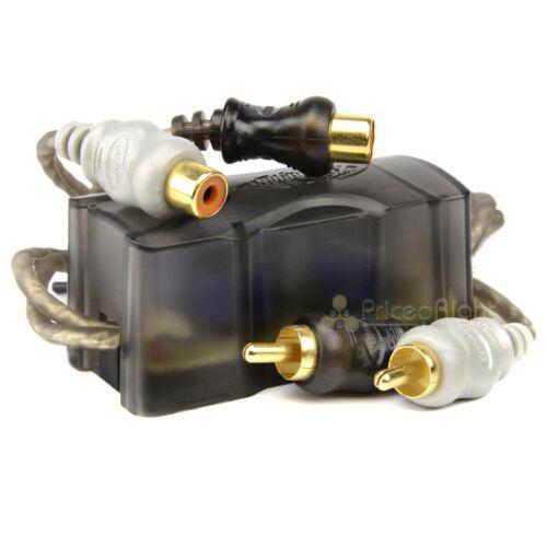 Xscorpion NS606 Ground Loop Isolator Noise Filter 60 Amp Car Stereo Suppressor
