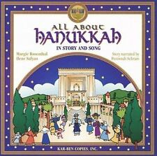 All about Hanukkah in Story and Song by Groner, Judyth, Wikler, Madeline