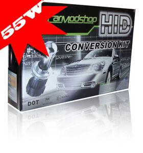 55W-H7-H7R-Kit-Conversione-Xenon-Hid-Slim-Ballast-Lampadine-per-Mazda-626-97-00