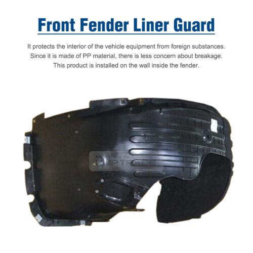 OEM Genuine Parts Front Fender Liner Guard RH for HYUNDAI 2017-2018 Elantra