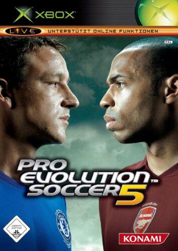 1 von 1 - Pro Evolution Soccer 5