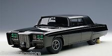 AUTOart BLACK BEAUTY GREEN HORNET TV SERIES 1/18 DIECAST MODEL CAR BLACK 71546