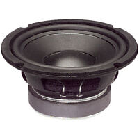 Goldwood Gw-6028 6-1/2 Butyl Surround Woofer 8 Ohm