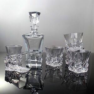 Set für Alkoholische Getränke Bohemia Kristall Hersteller Tschechischen Republik