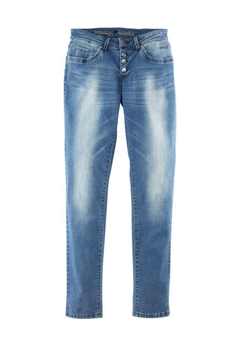 ROADSIGN AUSTRALIA Damen Jeans Hose Boyfriend Fit Stretch Größe 36//34 M//38